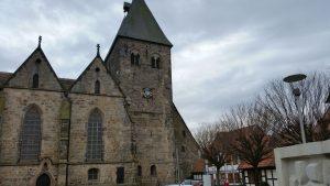 Stiftskirche in Obernkirchen